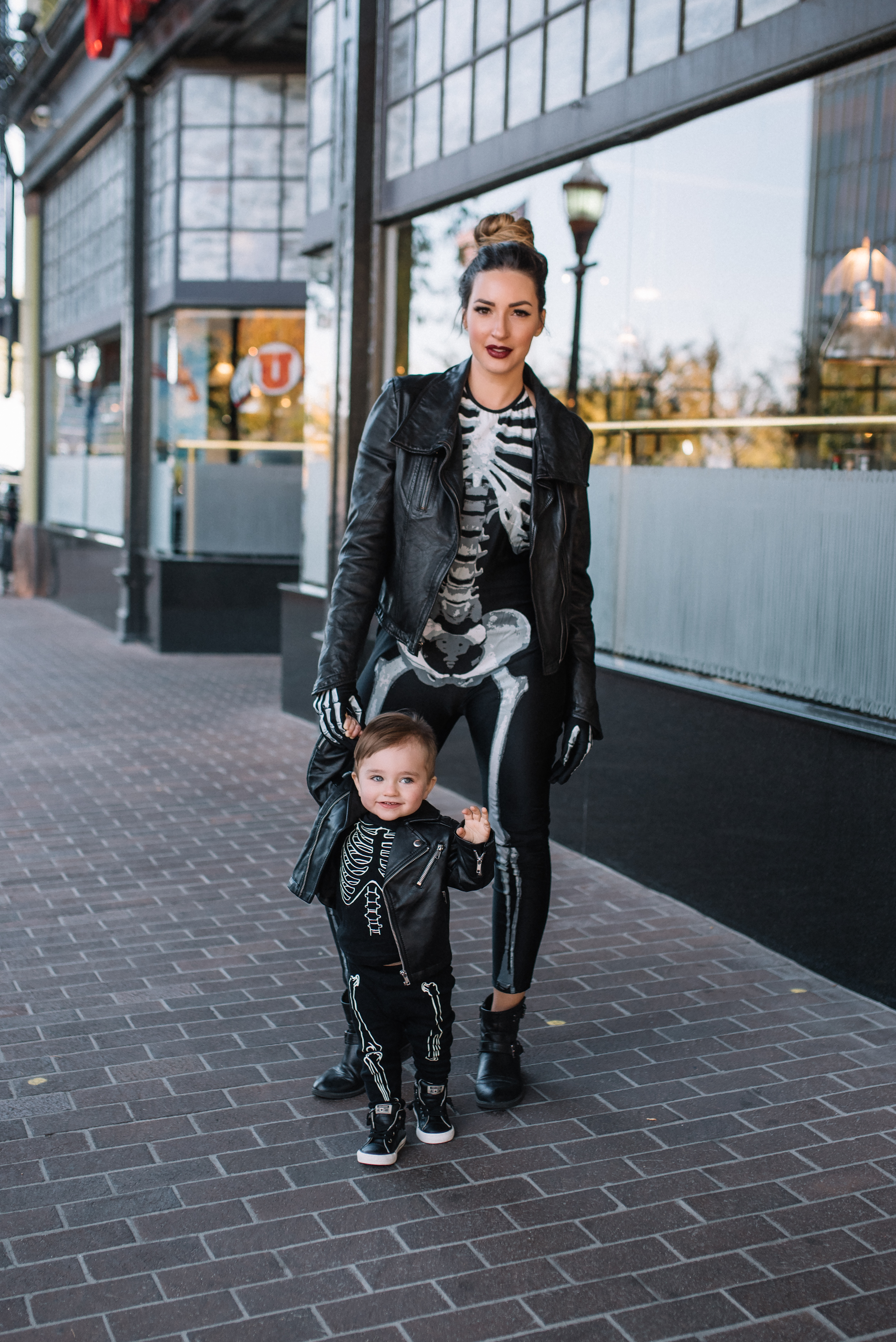 this is halloween skeleton style