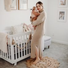 Aria's Nursery Reveal